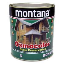 Verniz Osmocolor Stain Castanho Uv Deck 900ml - Montana