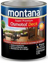 Verniz Osmotol Deck Semi Brilho Natural Montana 900ml -