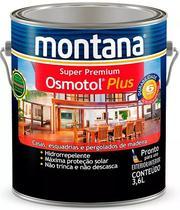 Verniz Osmotol Plus Acetinado Canela Montana 900ml -