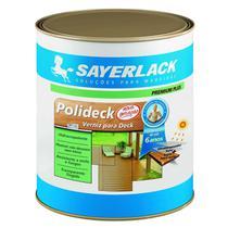 Verniz para Deck Isabela Revestimentos Polideck 3,6l Ipê -