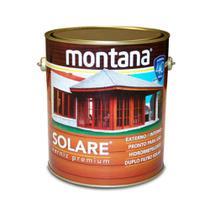 Verniz Premium Solare acetinado 3,6 litros transparente Montana -