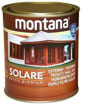 Verniz Premium Solare Brilhante Montana 0,9 litro -