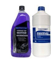 Verniz Protetor Motor + Protetor Chassis Pulviflex Da Vonixx -