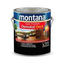 Verniz Super Premium Semi Brilho Osmotol Deck Natural Montana 3,6lts -