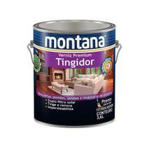 Verniz tingidor brilhante imbuia 3,6L Montana -