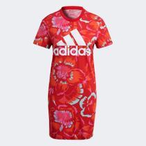 Vestido Adidas Farm Rio Floral Full Print -