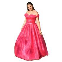 Vestido de Princesa Para Debutante 15 Anos - Moda Sunset