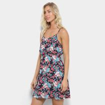 Vestido Estampado Floral Balboa Feminino -