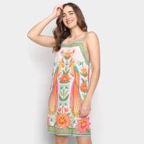 Vestido Farm Curto Araris -