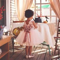 Vestido Festa Aniversário  2/3 Anos - Ranna Bebe