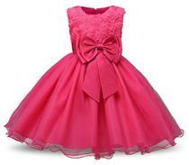 Vestido Festa Infantil Princesa Aniversario - Lary Dressy