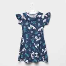 Vestido Infantil Cativa Cactos -