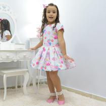 Vestido infantil da Peppa Pig bailarina - Moderna Meninas