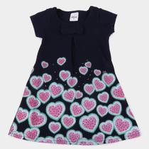 Vestido Infantil Elian Buboow Com Laço E Strass -