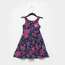 Vestido Infantil Elian Cotton Florido -251204 -