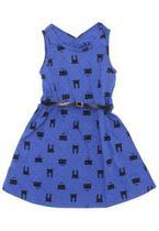 Vestido infantil kyly -