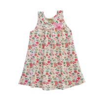 c8f86da38 vestido infantil menina floral em cotton milon