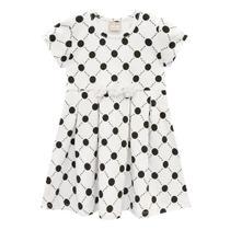 Vestido Infantil Milon Cotton Poá Feminino -