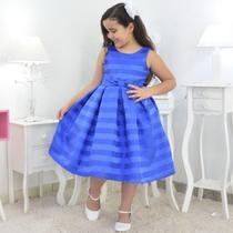 Vestido infantil Royal - Moderna Meninas