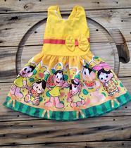 Vestido Infantil Temático Magali - Online Fashion