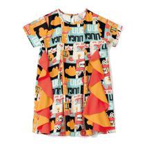 Vestido Lilica Ripilica Infantil - 10111608I -