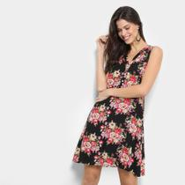 Vestido Mixxon Floral Feminino -