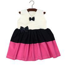 Vestido Verão Menina Charmosa Camila - Tieloy