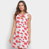 Vestido Yutz Curto Floral -