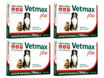 Vetmax Plus Vetnil 700 Mg - 4 Comprimidos - 4 Unidades -