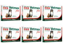 Vetmax Plus Vetnil 700 Mg - 4 Comprimidos - 6 Unidades -