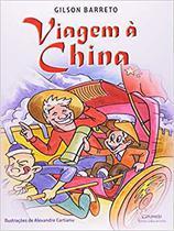 Viagem a China - Caramelo