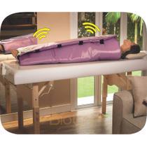 VIBRO Manta Térmica Digital Massageadora CORPO INTEIRO Bivolt Bio term - Inmetro ISO9001 -