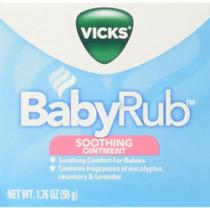 Vicks Babyhub Soothing Ointment -