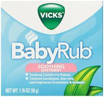 Vicks Babyrub Baby Rub Vick - Pronta Entrega -