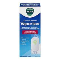 Vicks Vaporizer Baby Bebe Vapor Tomada Pediátrico -