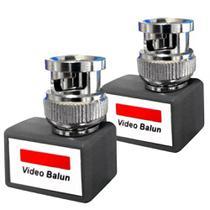 Vídeo Balun Passivo Kit Com 2 Unidades 90 5006 - DNI -