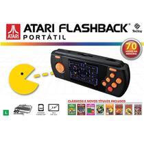 Video Game Atari Flashback Portátil com 70 Jogos na Memória - Tectoy