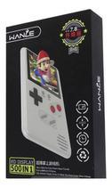 Vídeo Game /game Boy Portátil Wanle 500 Jogos Slim 500in1 - Sup