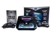 Video Game Mega Game  123 Jogos Em 246 versões  C/2 controles -