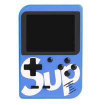 Video Game Portatil 400 jogos em 1  Sup Game Box - Azul - China