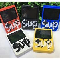 Vídeo Game Portátil 400 Jogos Internos - Mini Game Sup Game Box Plus -