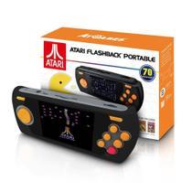 Video Game Portatil Atari Com 70 Jogos Internos - FLASHBACk -