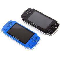 Video Game Portátil GBA-GBC Game Player 3D - Preto ou Azul 10000 Mil jogos -