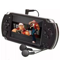 Video Game Portátil Preto Arcade Snes Drive C/ Óculos 3D HBH-9000  Mega Premium - Chbhl