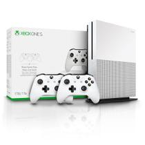 Video game xbox one s 1tb s kinect com controle microsoft -