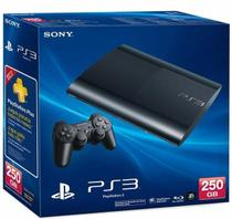 Videogame Playstation 3 Super Slim + Brinde - Sony