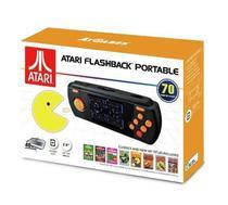 Videogame Portátil Atari Flashback c/ 70 Jogos na Memória -