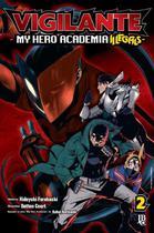 Vigilante my hero academia illegals 02 - Jbc
