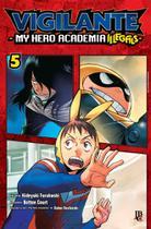 Vigilante My Hero Academia Illegals 5 - Japorama Editora E Comunicacao Ltda -