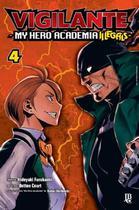 Vigilante - My Hero Academia Illegals - Vol.04 - Jbc